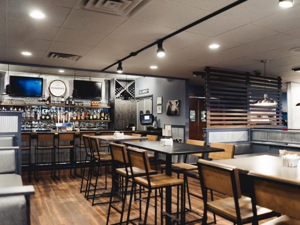 Welcome to the new Hudsonville Grille!